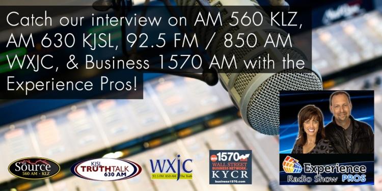 Experience Pros Radio Show Interview - Feb 2015